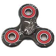 Hand Spinner Leisure Hobby Novelty Triangle Metal ABS Plastic