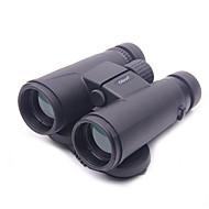 10X40mm mm 쌍안경 고해상도 일반적인 운반용 케이스 하이 파워 밀리터리 스포팅 범위 소형 일반적 사용 사냥 탐조(들새 관찰) 밀리터리 BAK4 멀티 코팅 104/1000 중심 초점 독립적 초점