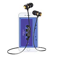 耳のBluetooth 4.0にスマートフォンのヘッドフォンのためにキャンセルワイヤレスヘッドセットW1の汗プルーフスポーツイヤホンHDステレオsouond noice