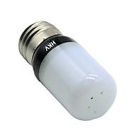 3W E14 E26/E27 LEDコーン型電球 20 SMD 5736 200-300 lm 温白色 クールホワイト 交流220から240 V 1個