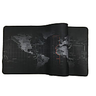 Big World Map Mouse Pad
