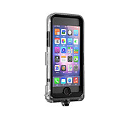 CORNMI For iphone 7 6 6S PC TPE Silicone Waterproof Shockproof Armband Phone Case
