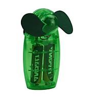 Kleine mini-hand-held ventilator creatieve kleine ventilator met een plastic ventilator