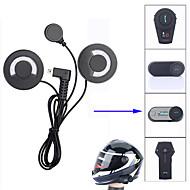 freedconnミニUSBのオートバイのインターホンアクセサリーソフトイヤホンイヤホンマイクfdcの - 01vbのt - comvbのtcom - scのコロtcom - 02フルフェイスのヘルメット