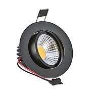 6W 2G11 LED mélysugárzók Süllyesztett 1 COB 540 lm Meleg fehér Hideg fehér Dekoratív V 1 db.