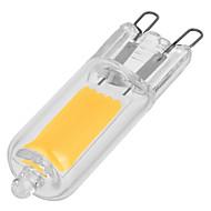 G9 LED-lamper med G-sokkel T 1 COB 110-200 lm Varm hvid Kold hvid AC230 V 1 stk.