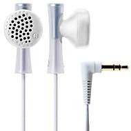Za mobitel mobitela za računalo u ušnom žičanom plastičnom bravom od 3.5 mm