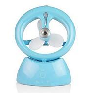 Creatieve bevochtiger water spray fan elf fan usb opladen mini fan