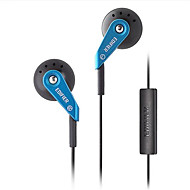 EDIFIER H185P Mobile Earphone for Computer In-Ear Wired Plastic 3.5mm With Microphone Noise-Cancelling