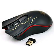 ammattimainen optinen pelihiiri gamer 1600 dpi usb kudotut vaijeri langallinen hiiri LED-taustavalo hiiriä pc gamer