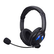 Soyto sy760mv svjetleće slušalice stereo gaming slušalice žičane slušalice auriculares sklopivi slušalice slušalice sa mikrofonom za pc