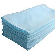 Ziqiao 8 stuks / veel 70 * 30cm microfiber auto reinigingshanddoek multifunctionele auto wassen polijsten droge rein doek handdoek