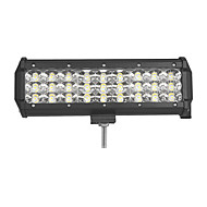 81w-sor 8100lm árvíz helyszínen combo del fascio vezetett munka fénysáv offroad LED-vezérlő lampada 12 V 24 V per kamion SUV atv 4x4 4wd