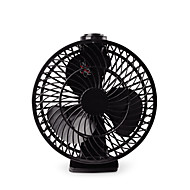 Ventilator Design vertical Răcoros și răcoritor Lumină și convenabilă Quiet și Mute Reglarea vitezei vântului A da din cap USB