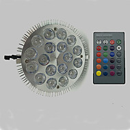 12W Lampy szklarniowe LED 18 High Power LED 900 lm RGB AC 85-265 V 1 sztuka