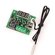12v dc cyfrowy chłodzenie / ogrzewanie termostatu tempat kontrola -50-110 c regulator temperatury 10a przekaźnik z wodoodporną sondą