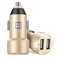 Gyors töltés Más 2 USB port Csak töltő DC 5V/3.4a