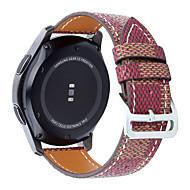 Ægte Læder Klassisk spænde For Samsung Galaxy Ur