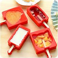 1 darab Sütő és tészta eszközök Ice Fagylalt Szilikon Sütés eszköz
