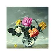 Puzzle Puzzle Cegiełki DIY Zabawki Róże puchar Kwiat