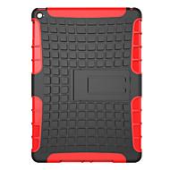 Til Apple iPad Ipad Pro 12.9 '' cover dæksel stødtæt med stativ bagside cover solid color hard pc