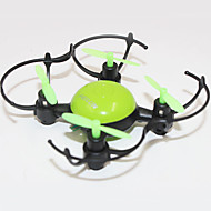 Drönare FX133 4 Kanaler 6 Axel - Retur Med Enkel Knapptryckning 360-Graders FlygningRadiostyrd Quadcopter Fjärrkontroll USB kabel 1