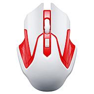 motospeed g409 4 키스 1600dpi usb 무선 빨간 마우스