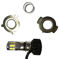 35w 3500lm 6 zijden verlichting op motorlicht led koplamp gloeilamp witte kleur
