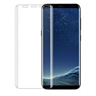 TPU 2.5D gömbölyített szélek Kijelzővédő fólia Samsung Galaxy