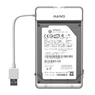 Maiwo k104 2,5 tommer usb3.0 mobil harddisk sata interface support ssd support værktøj