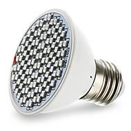 6W E27 LED-kasvivalo 106 SMD 3528 2500-3000 lm Punainen Sininen V 1 kpl