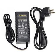 1pcs 12v 5a zasilacz sieciowy do paska LED 5050/3528/5630/3014 zasilacz nas / pl / eu / au standardowa wtyczka