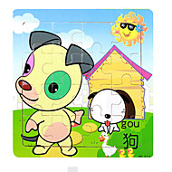 Legpuzzels Houten puzzels Bouw blokken DHZ-speelgoed Honden