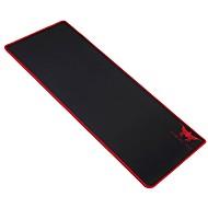 combaterwing 확장 게임 마우스 패드 미끄럼 방지 고무 바닥 두께 2mm 27.6 x 11.8 x 0.08 인치