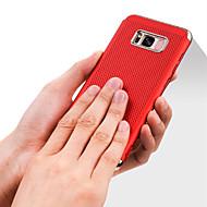 Hoesje voor Samsung Galaxy S8 Plus S8 hoesje afdekplaatje achterkant hoesje vaste kleur harde pc