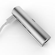 Unitek 3 Ports USB-hub USB 3.0 met Ethernet Data Hub