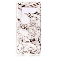 kotelo samsung-galaksin huomata 8 kotelo imd takakotelo marmori pehmeä tpu-kotelo