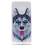 etui til samsung note 8 cover glød i det mørke bagcover cover animal soft tpu