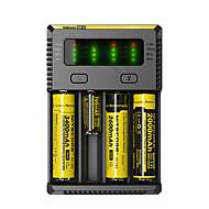 NEW-i4 Batterij Oplader Zaklampen Accessoires Draagbaar Professioneel Hoge kwaliteit Kunststof voor