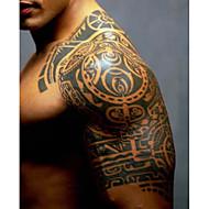 플래시 문신 임시 문신