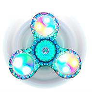 Fidget spinners Hand Spinner Speeltjes Tri-Spinner Kunststof EDCvoor Killing Time Focus Toy Relieves ADD, ADHD, Angst, Autisme Stress en