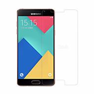Szkło hartowane Screen Protector na Samsung Galaxy A3(2016) Folia ochronna ekranu Wysoka rozdzielczość (HD) Twardość 9H 2.5 D zaokrąglone