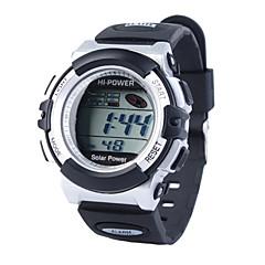 unisex solarbetriebene multifunktionalen digitalen sportliche Armbanduhr (farblich sortiert)