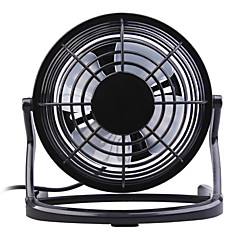 USB Mini Desktop Super Fan (Black)