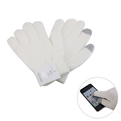 2nd Generation Dot Gloves for iPhone iPad (White)
