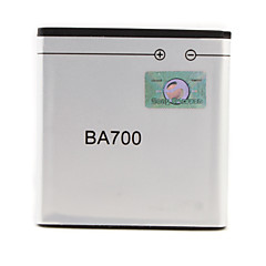 3.7V 1500mAh Li-ion batteri ba700 for sony errison