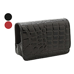 CROCO Pattern PU Leather Soft Camera Case