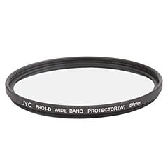echte JYC super slanke hoge prestaties brede band beschermer filter 58mm