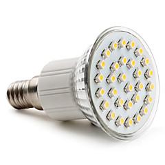 E14 / GU10 / E26/E27 Faretti LED PAR38 30 SMD 3528 90 lm Bianco caldo / Bianco AC 220-240 V