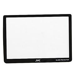 canon 550d için JYC yanlısı optik cam lcd ekran koruyucusu